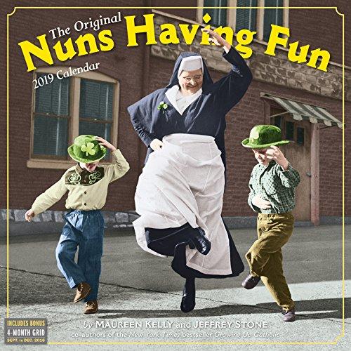 2019 Nuns Having Fun Wall Calendar