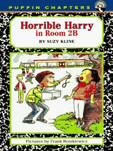 Horrible Harry in Room 2B (English Edition)