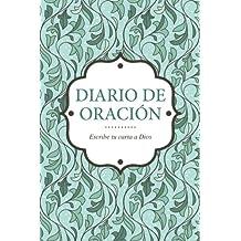 Diario de Oración - Escribe tu Carta a Dios
