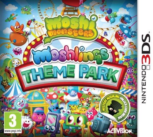 Moshi Monsters: Moshlings Theme Park (Nintendo 3DS) [UK IMPORT] (Theme Park Inc)