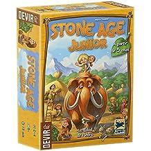 Devir - Stone Age Junior, juego de tablero (BGJSTONE)