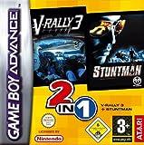 2 in 1 V-Rally 3 + Stuntman -