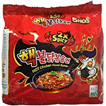 Samyang Fire Chicken (buldak) Double Spicy 140g*5pack