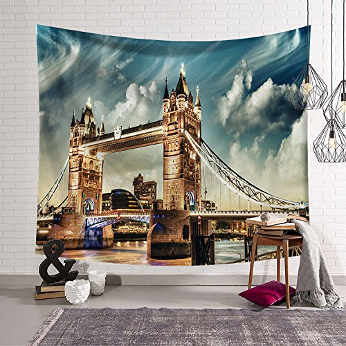 mmzki World Architecture Exports Hanging Nordic Wall Hanging Paintings 3 150x130