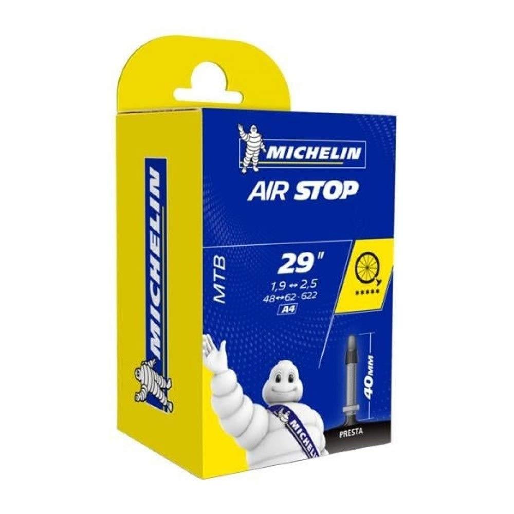 "Michelin 29X1.90/2.50 Bici Cámara, Deportes al Aire Libre, Ciclismo,componentes de Bicicleta, Negro, 29"" x 1.9-2.5/40 mm"