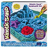 Spin Master 6029058 - Kinetic Sand - Box Set (454 g) - Blau