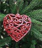 Spritzguss Weihnachtsbaum künstlich 210cm in Premium Spritzguß Qualität, grüne Nordmanntanne, künstlicher Tannenbaum mit PE Kunststoff Nadeln, wie echt wirkend, Nordmannstanne Christbaum - 5