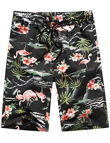 Schwimmen Preiswert Kaufen Badehose Sommer Männer Hawaiian Badehose Quick Dry Strand Surfen Laufen Schwimmen Hose Männer Shorts Männlichen Badeanzug QualitäT Zuerst Herren Bademode