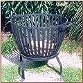 RIESEN Feuerkorb Globus Sehr stabil , SCHWER Feuerschale von kuheiga auf Du und dein Garten
