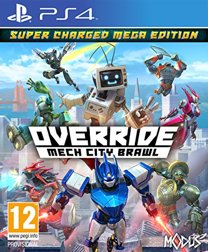 Override: Mech City Brawl - Super Charged Mega Edition Best Price and Cheapest
