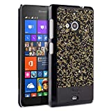 Bling Bling Microsoft Lumia 535 Hülle, TheBlingZ.® Bling