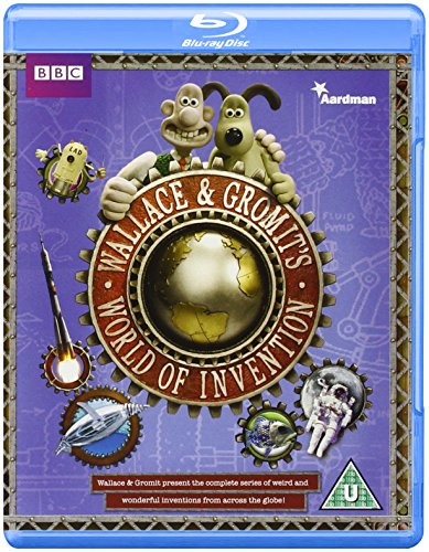 Wallace And Gromit - World Of Invention [Blu-ray]