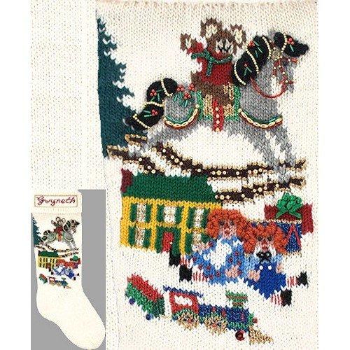 (Elegant Heirlooms Christmas Stocking Kit Christmas Morning by Elegant Heirlooms Christmas Stockings Kits)