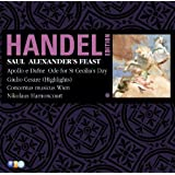 Handel Edition Volume 7 - Saul, Alexander's Feast, Ode For St Cecilia's Day, Utrecht Te Deum, Apollo E Dafne, Giulio Cesare [Explicit]