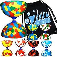 Jester Diabolo with 100% Cotton Jac Products Bag Bundle - 2 items