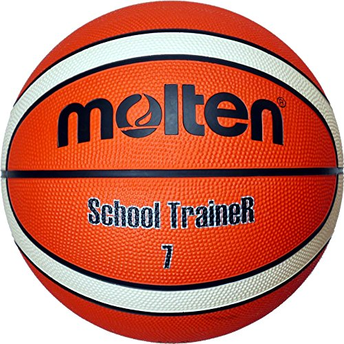 Molten Basketball Orange/Ivory 7