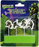 Amscan Teenage Mutant Ninja Turtles 4-Mini Figurene Candles