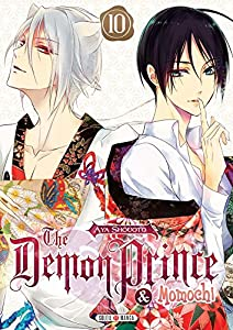 The Demon Prince And Momochi Edition simple Tome 10