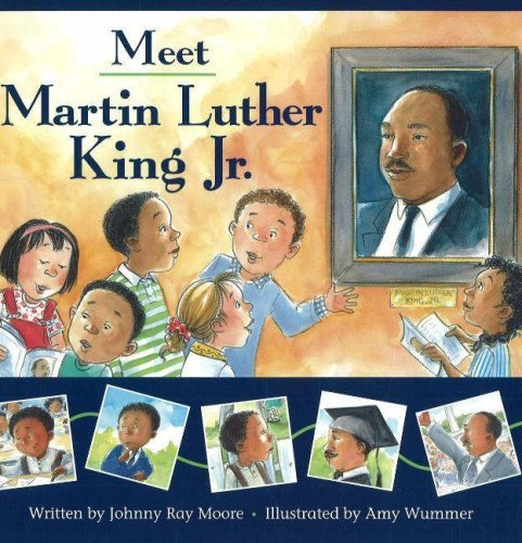 Meet Martin Luther King Jr. by Johnny Ray Moore (2004-02-01)