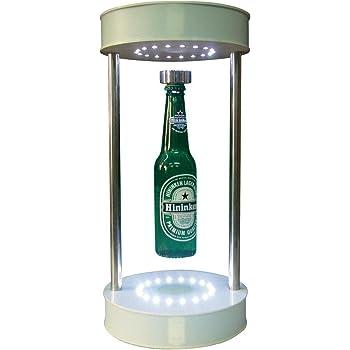 Der Floating magisch schwebende Flaschenhalter für Flaschen bis 28 cm