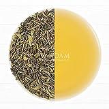 Grüne BIO Tee Blätter aus dem Himalaya (50 Tassen) - Detox, Reinigungs & Abnehm Tee - starke natürliche Antioxidantien, 100% Reiner Grüner Tee von den hoch gelegenen Plantagen in Darjeeling, Loose Leaf (lose Blätter) Tee, Verpackt in Indien, Green Tea, 100g