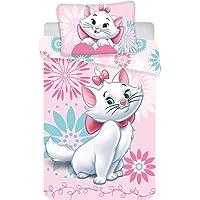 Marie Cat Les Aristocats - Baby Bedding Set - Cotton Duvet Cover