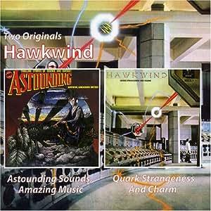 ASTOUNDING SOUNDS,AMAZING MUSIC/QUARK STRANGENESS AND CHARM