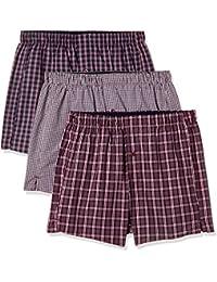 Marks & Spencer Men's Checkered Boxers