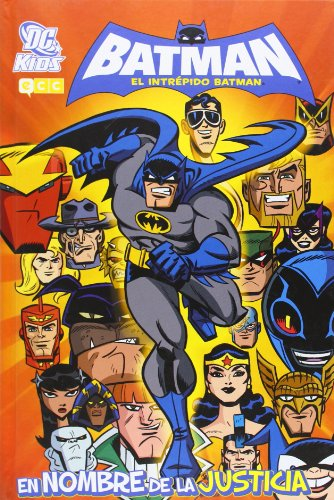 El intrépido Batman: En nombre de la justicia por Matt Wayne