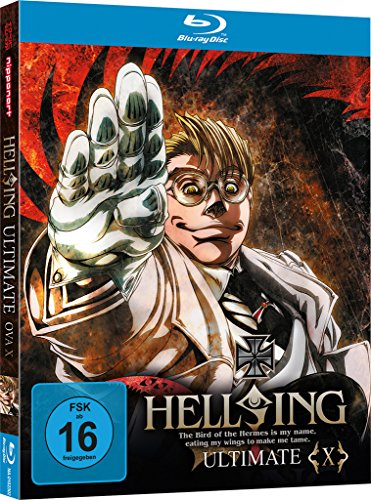 Hellsing Ultimative OVA Vol. 10 (Mediabook) [Blu-ray]