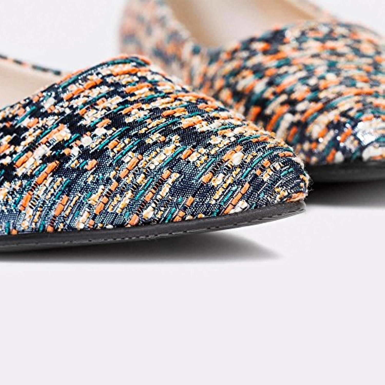 Gennia Valeria Orange 2018 Letztes Modell  Mode Schuhe Billig Online-Verkauf