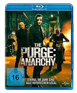 The Purge - Anarchy [Blu-ray]