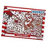 Where's Wally? Racing Santa Puzzle 1000pc By Paul Lamond