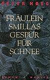 Fräulein Smillas Gespür für Schnee: Roman - Peter Hoeg