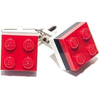 Jeff Jeffers Customs - Gemelli, motivo: mattoncini Lego, Saracens RUFC Rugby Club