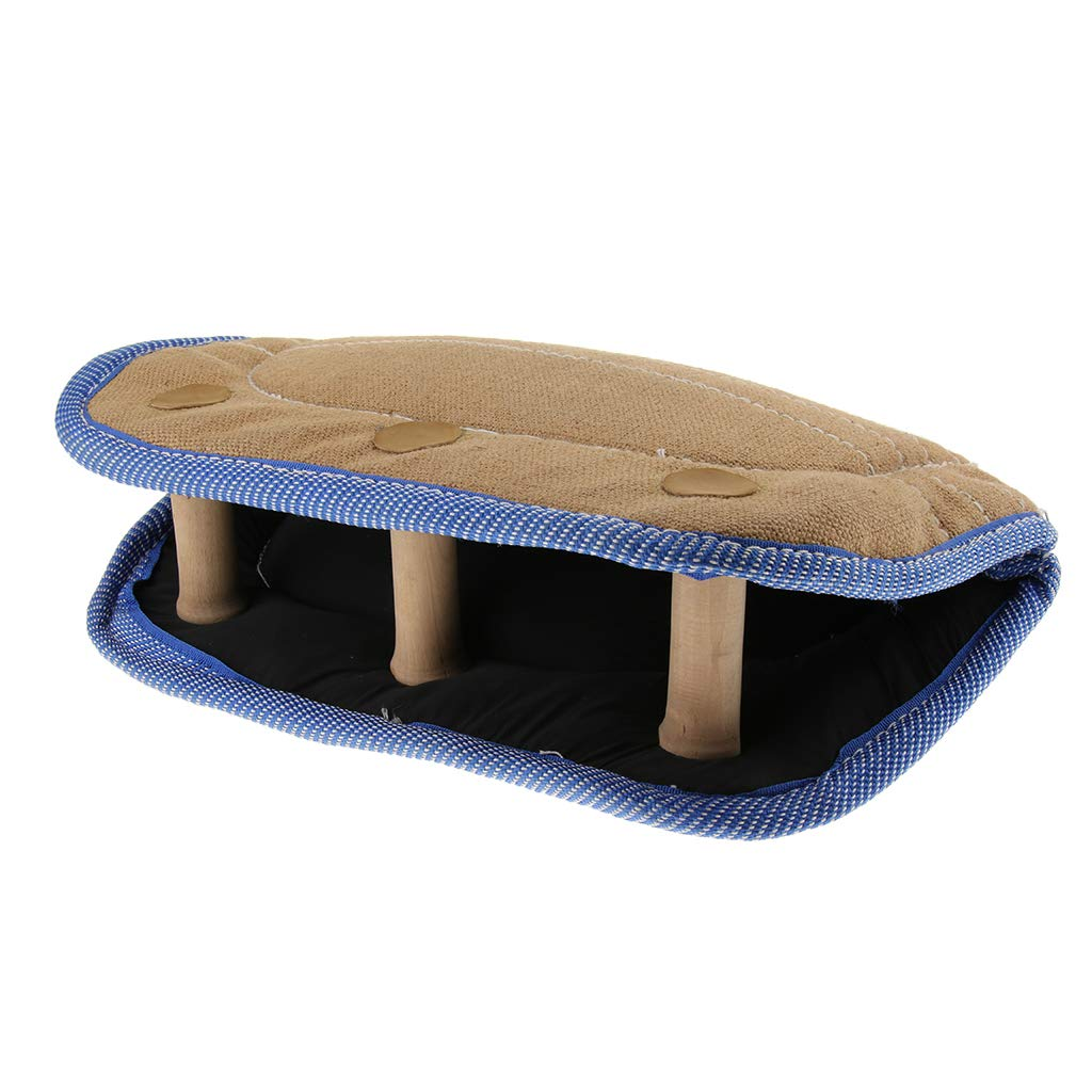 perfk Strong Linen Puppy Dog Training Bite Sleeve Arm Protection for Schutzhund Protective