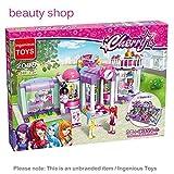 Ingenious Toys Friends Enli beauty shop / building set