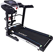 Fitkit FT200 Series (4.5 HP Peak) Motorized Treadmill withFree Dietitian,Personal Trainer, Doctor Consultation and  Installat