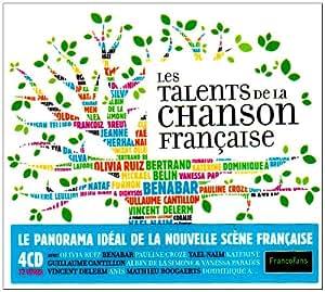 Les Talents De La Chanson Française