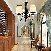 JJGG Romantica personalità creative lampadari soggiorno ,3 camere Ristorante Chandelier
