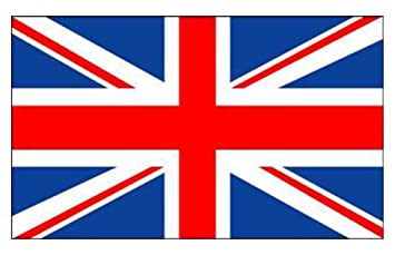 GT Britain Union Jack National Flag 5ft x 3ft Amazoncouk