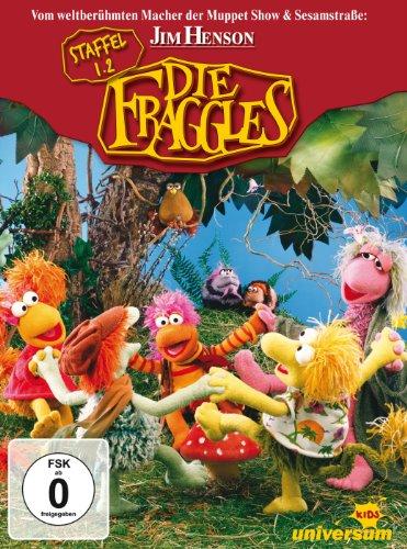 Die Fraggles - Staffel 1.2 [2 DVDs]