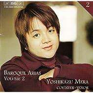 Handel / Buxtehude / Bach, J.S.: Baroque Arias, Volume 2