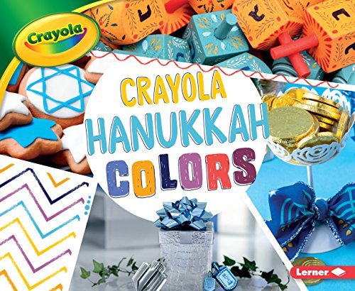 Crayola (R) Hanukkah Colors (Crayola Holiday Colors)