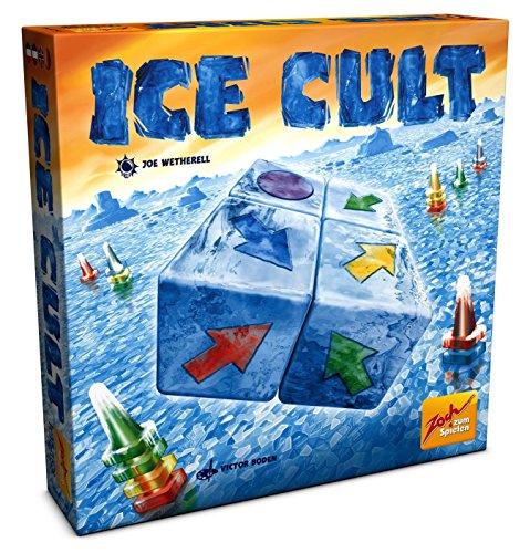 Zoch 601105087 - Ice Cult, Familienspiel, bunt