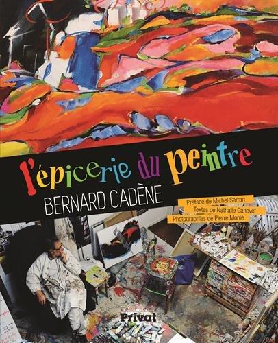 L'épicerie du peintre Bernard Cadène