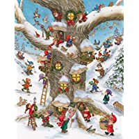 Elf Magic Advent Calendar (Countdown to Christmas)