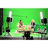 VTS Background Screen Lekera Cotton Backdrop Video Photo Studio Photography Purpose (9 x30Feet)