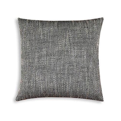 Unbekannt ROLLER Sofakissen CARUSO - grau - mit Füllung - 50x50 cm