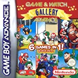 Game & Watch Gallery Advance -